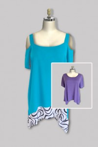 Elegant Womens Plus Size Clothing