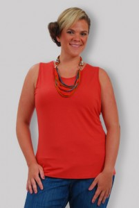 Stay Cool in Plus Size Clothing with Summer Fabrics
