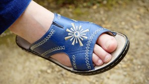 sandals with casual plus size clothing