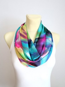 infinity scarf with casual plus size clothing