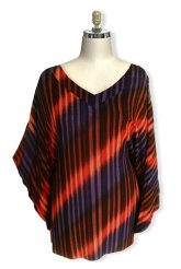 Tunic Top | 2 Sizes, Poncho Style