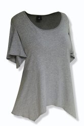 One Size Tunic w/ Roomy Sleeves
