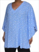 Tunic Top | Poncho Style