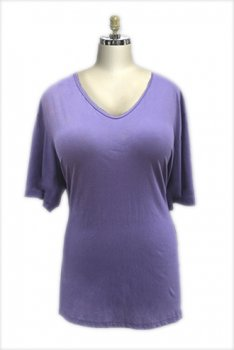 Simple Cotton Jersey Top