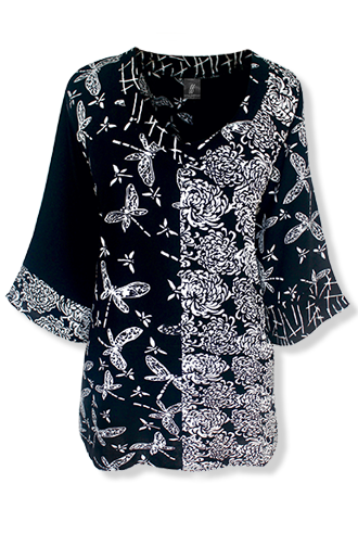Patchwork Tunic - Click Image to Close