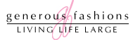 Plus Size Clothing by Generous Fashions