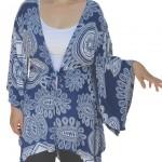 Kimono Tunic Cardigan